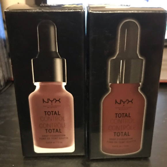 NYX Other - NXY TOTAL CONTROL DROP FOUNDATION TCDF23